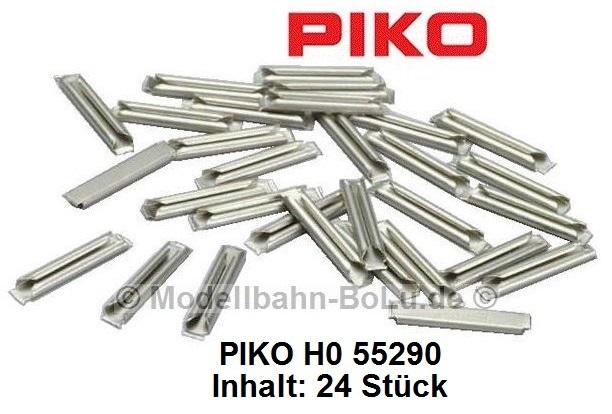 Piko 55291 Isolier-Schienenverbinder H0