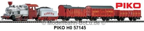 PIKO H0 57145 Start-Set Zirkus-Zug